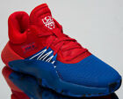 adidas x Marvel D.O.N. Issue 1 Spider Man Mens Blue Basketball Sneakers EF2400