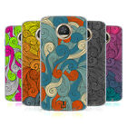 HEAD CASE DESIGNS VIVID SWIRLS GEL CASE FOR MOTOROLA PHONES