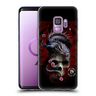 OFFICIAL ANNE STOKES ORIENTAL SKULL GEL CASE FOR SAMSUNG PHONES 1