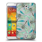 HEAD CASE DESIGNS WATERCOLOUR INSECTS GEL CASE FOR SAMSUNG PHONES 2