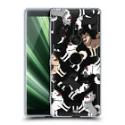 HEAD CASE DESIGNS DOG BREED PATTERNS GEL CASE FOR SONY PHONES 1