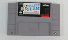 .SNES.' | '.College Slam.