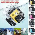 US Waterproof SJ4000 HD 1080P Ultra Sports Action Camera Mini DVR  Cam Camcorder