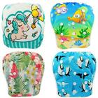 Kyпить Ohbabyka Baby Waterproof Washable Swim Diaper на еВаy.соm