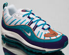 Nike Air Max 98 Mens Court Purple Casual Lifestyle Sneakers Shoes 640744-500