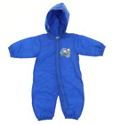 NBA Basketball Boys Infant Orlando Magic Retro Hooded Windbreaker Coverall, Blue on eBay