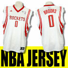 NBA Houston Rockets Aaron Brooks Adidas Replica Jersey, White on eBay