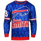 NFL Men's Buffalo Bills Bruce Smith #78 Retired Player Ugly Sweater $49.99 USD on eBay