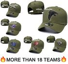 New style Adjustable hats Salute to Service Hoodie Olive Football Caps NFL 2019 on eBay