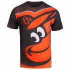 FOCO MLB Men's Baltimore Orioles Big Logo Tee on Ebay