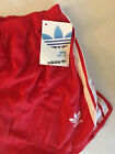 Red Running Vintage Shorts New Red Short  Adidas Vintage Shorts Made in USA