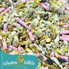 Robin Wild Bird Seed Mix. High Energy + Unique. Finest Grade, Winston Wilds
