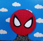 Cartoon spiderman Universal Hand Cell Phone Holder Grip Mount Expanding Stand