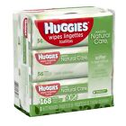 Huggies Natural Care Baby Wipes 56, 168, 624, 1040, 2080 Count - FREE EXPEDITED