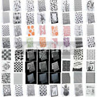 Silicone Clear Rubber Stamps Seal Embossing Folders Scrapbooking Christmas Xmas