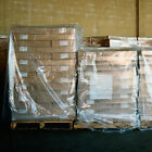 3 Mil Clear protect products from moisture Pallet industrial Covers USA 50/CASE