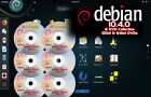 Debian 10 Buster CD & DVD Editions 2019