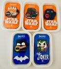 Foundmi App Bluetooth Tracker With Keyring Adhesive Star Wars And Batman $14.95 USD on eBay