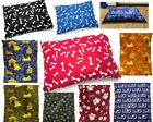 Dog Bed Large Size  Removable Washable Zipped Cover Pet Bed Cushion & Cover