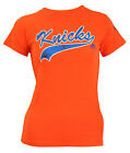 adidas NBA Girl's Youth (7-16) New York Knicks Distressed Vintage Tee, Orange on eBay