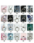 Galaxy Marble Rotating Cell Phone iPhone Bracket Grip Finger Ring Stand Holder