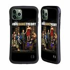 OFFICIAL THE BIG BANG THEORY KEY ART HYBRID CASE FOR APPLE iPHONES PHONES
