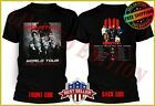 HOT 7689-MONSTA X We Are Here World Tour 2019 T Shirt Size S-2XL image