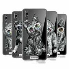 OFFICIAL P.D. MORENO BLACK AND WHITE DOGS SOFT GEL CASE FOR HUAWEI PHONES