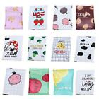 Cute Snacks Print Coin Purse Mini Wallet Money Bag Change Pouch Key Holder  Bag image
