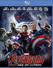 Avengers: Age of Ultron (Blu-ray Disc, 2015) VG