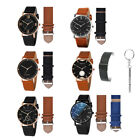 Men's Wrist Watch Watch Faux Leather Band Strap Watch&Replacement Watch Straps