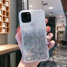 Starry Gold Silver Liquid Glitter Quicksand  Dynamic Cell Phones Case Cover