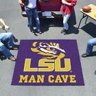 LSU Louisiana Tigers Man Cave Area Rug Choose Starter Allstar Tailgater Ultimat