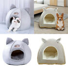 Winter Warm Pet Dog Cat Bed House Cave Puppy Kennels Padded Cushion Basket Nest