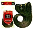 """EVE Premium Indian Remy 100 Human Hair 8"""" BANG Only No Comb/Clip 8 Shades"""