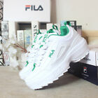 FILA Womens Disruptor II 2 Sneakers Casual Athletic Running Walking Sports Shoes <br/> ❤ BRAND NEW ❤Swept The world ❤Womens Boy's Girls Shoes❤