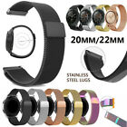 Milanese Magnetic Loop Watch Band Strap For Samsung Galaxy Watch 42/46mm SM-R800 image