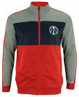 OuterStuff NBA Youth Washington Wizards Performance Full Zip Stripe Jacket on eBay