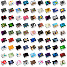 "Many Designs Laptop Sticker Skin Decal Cover For 12""-15.6"" HP Dell Acer Lenovo"