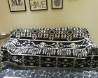 Large Double Side Print Pattern Sofa Cover Throw Chair Cover Blanket  Bed Sheet image
