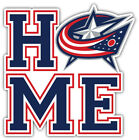 "Columbus Blue Jackets Home NHL Sport Car Bumper Sticker Decal ""SIZES"" $3.75 USD on eBay"