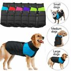 Kyпить Waterproof Pet Dog Clothes Winter Warm Padded Coat Pet Vest Jacket Size S-7XL на еВаy.соm
