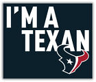 "Houston Texans Slogan NFL Sport Car Bumper Sticker Decal ""SIZES'' $4.5 USD on eBay"