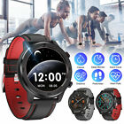 Men's Waterproof Bluetooth Smart Watch Phone Mate For Android IOS iPhone Samsung