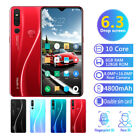 "6.3"" P36 Pro Android 9.1 Smart Mobile Phone 6gb+128gb Face Id Unlocked Dual Sim"