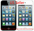 US SELLER NEW iPod Touch 4th Gen Black White 8GB 16GB 32GB 64GB MP3 MP4 Player