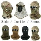 Tmc3267 Tactical Full Face Mask Head Cover Hood W/  Metal Mesh Nose Mouth Guard