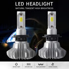 LED Car Headlights Bulb 40W 6000LM Automobile Diode Lamps For H1/H3/H7/H8,H9