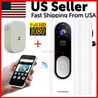 Внешний вид - Wireless WiFi Video Doorbell Smart Phone Door Ring Intercom Security Camera Bell