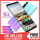 "6.1"" P41 Pro 9.0 Android  Face Id Unlocked Mobile Smart Phone Dual Sim 8+128g Uk"